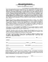 Boyne Release Form